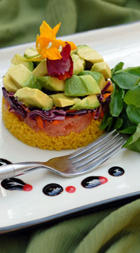 Natural Foods Personal Chef Specializing in Vegetarian Cuisine and Cooking Instruction